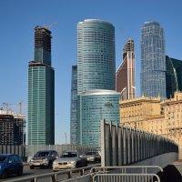 Город растет :: Ирина Давыдовская