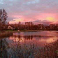 Розовый вечер :: AstaA