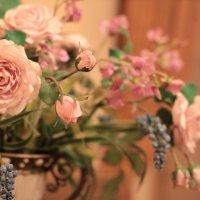 Розовые розы...) :: Маргарита Евсеева