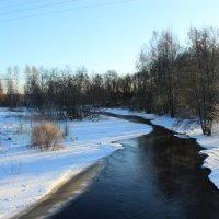 Ленинградская область, Выборгский района, река Гороховка :: Leonels Леонова