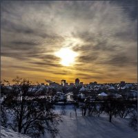 Зимнее солнце :: Наталья Rosenwasser