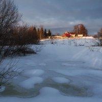 Немного солнца холодным вечером :: Елена Потёмина