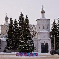 Солотчинский Рождества Богородицы женский монастырь :: Андрей Семенов