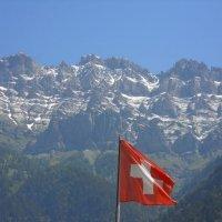 Швейцарские Альпы :: Оля Ковалева