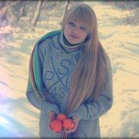 Без мандаринов и зима-не зима :: Дашенька Лабуткина