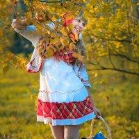 Красная шапочка :: Алексей Карабанов