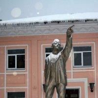 памятник первому рэпперу государства :: Ирина Гринченко