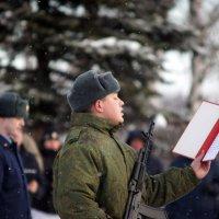 присяга :: Ирина Гринченко