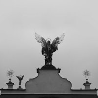 Лядские ворота в Киеве на площади Независимости :: Анастасия Кононенко
