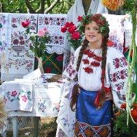 На празднике цветов. Украинская Флора. :: Александр Крупский