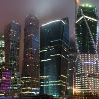 Москва-Сити :: Константин Н.