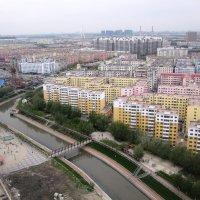 Вид с крыши 21-ого здания :: timka musiienko