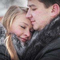 Анюта и Никита :: Ольга Островская
