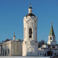 Церковь Георгия Победоносца в Коломенском :: Александр Качалин