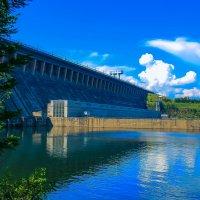 ГЭС :: Роман Кондрашин