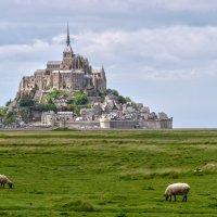Mont Saint-Michel :: Сергей Чернышов