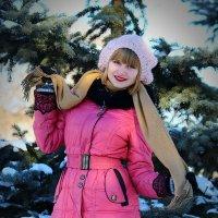 Юля :: Анастасия Лебедева