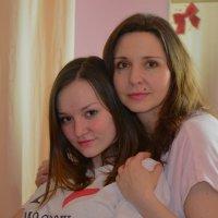 дочки-матери :: елена брюханова