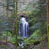 Водопад Герольдзау :: Sanari Denrei