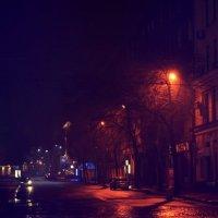 Харьков ночью.. :: Анастасия Кисленко