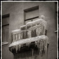 зимний хрусталь :: Наталья Ерёменко
