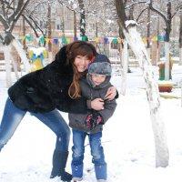 zima i detsvo :: Bek Olimov