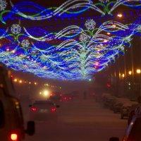 Мороз :: Рустем Гумеров
