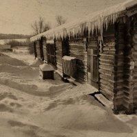 Мураново — усадьба XIX века в деревне Мураново :: Евгений Жиляев