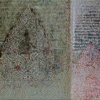 Камбоджа. Ангкор-Ват. Две древних каменных плиты :: Владимир Шибинский