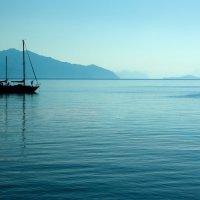 В Эгейском Море :: Boris Alabugin
