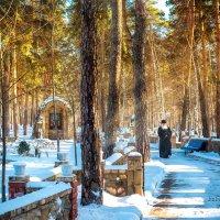 Монастырь :: Вячеслав Зубовский