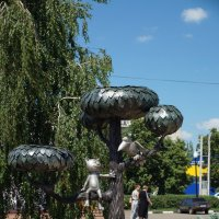 Котенок с улицы Лизюкова :: Андрей Воробьев