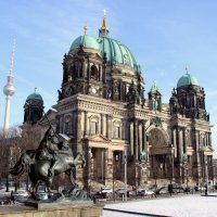 Кафедральный собор, Берлин :: Alexandra Anischenko