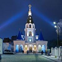 Кафедральный собор в честь Покрова Божией Матери,Рождество,Самара. :: Сергей Щербатюк