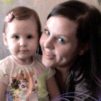 дочка и мама :: Серёга Марков