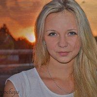 На закате лета :: Евгения Латунская