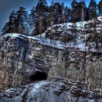 Пещера старца Игнатия :: Сергей Комков