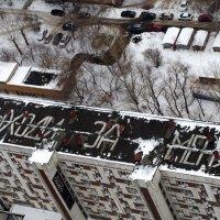 Екатеринбург с высоты птичьего полета :: Геннадий Марганов