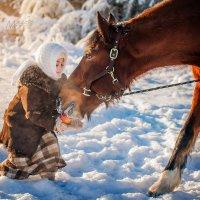 Зимняя сказка :: Мария Мороз