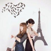 в Париж ! :: Мария Буданова