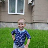 Юный маникен :: Дмитрий Берсенев