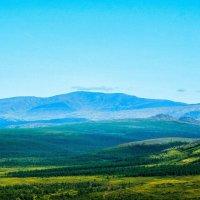 уральские горы :: Николай Кожевин