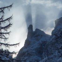 Тени в горах :: Андрей Кузнецов