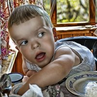 воришка сахара :: Владимир Матва