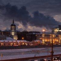 вид на Москва-реку :: Dmirty Ts