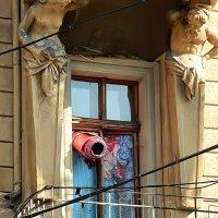 одесский балкон :: Александр Корчемный