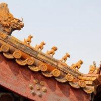 Китай. Пекин. Запретный город - Гугун. :: Виктория