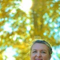 Золотая осень :: Михаил Грин