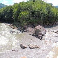 Слияние рек Белой и Киши :: Алексей Меринов