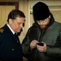 Батюшка и I-Phone :: Katrin Anchutina